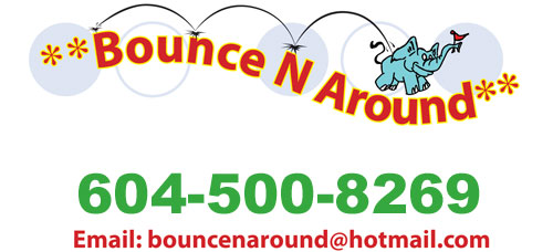 Bounce N Around Logo